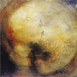 The Morning after the Deluge - William Turner