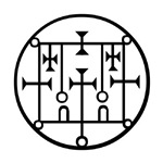 Alloces' Goetic seal