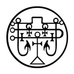 Andras' Goetic seal