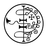 Asmoday's Goetic seal