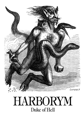 Haborym - Dictionnaire Infernal