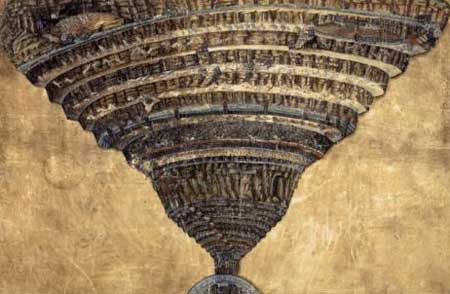 The Abyss of Hell - Sandro Botticelli