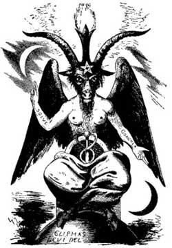 Levi's Baphomet/ Goat of Mendes