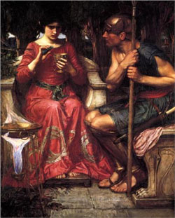 Jason and Medea - John William Waterhouse