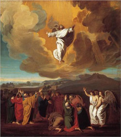 The Ascension - John Singleton Copley