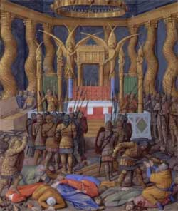 Desecration of the Temple of Jerusalem