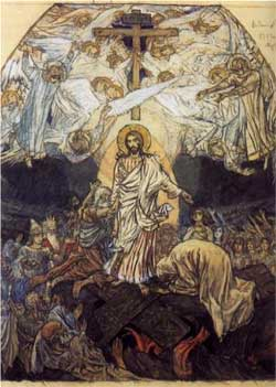 christs descent into hell in the odes of solomon
