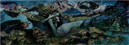 Fallen Demon - Mikhail Vrubel