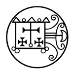 Orobas' Goetic seal