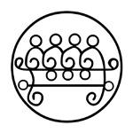 Paimon's Goetic seal