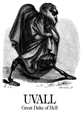 Uvall - Dictionnaire Infernal