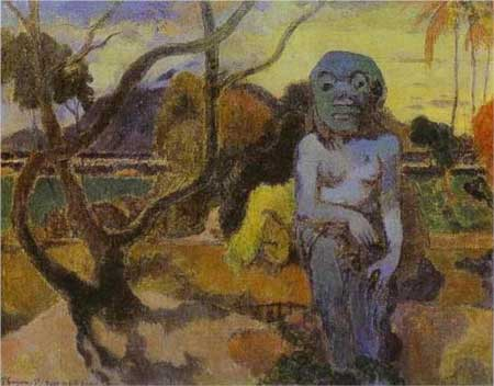 Idol - Paul Gauguin