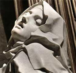 Ecstasy of Saint Teresa - Gian Lorenzo Bernini