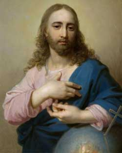 Jesus - Vladimir Borovikovsky