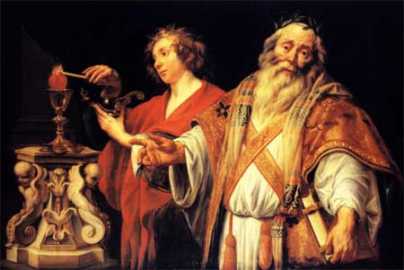 Religious allegory - Jacob Jordaens