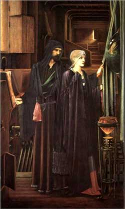 The Wizard - Edward Burne-Jones