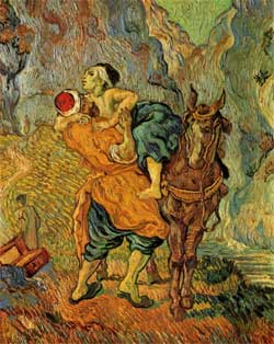 The Good Samaritan - Vincent van Gogh